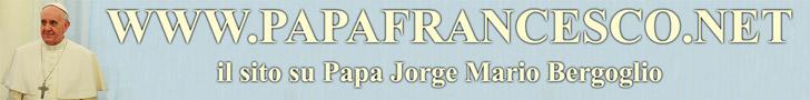 Banner Papa Francesco